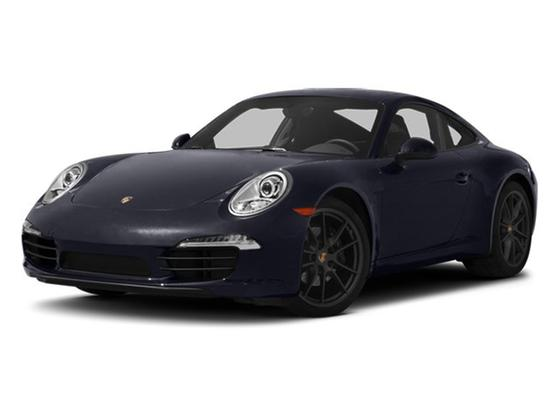 2012 Porsche 911 Carrera S : Car has generic photo