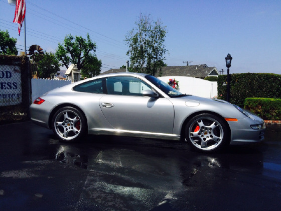 2006 Porsche 911 Carrera S:16 car images available
