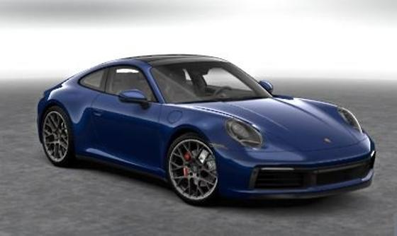2020 Porsche 911 Carrera S:2 car images available