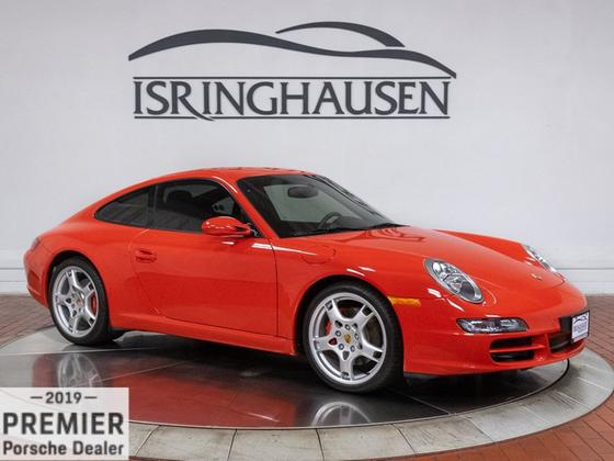 2006 Porsche 911 Carrera S:24 car images available