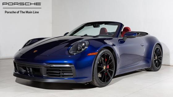 2020 Porsche 911 Carrera S:24 car images available