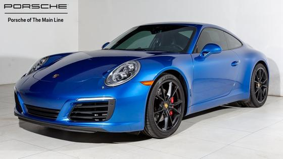 2017 Porsche 911 Carrera S:22 car images available