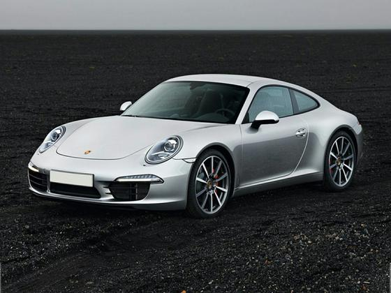 2015 Porsche 911 Carrera S : Car has generic photo