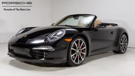 2012 Porsche 911 Carrera S:22 car images available