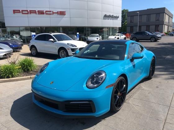 2020 Porsche 911 Carrera S:20 car images available