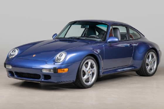 1997 Porsche 911 Carrera S:10 car images available