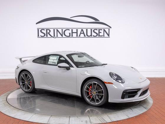 2021 Porsche 911 Carrera S:22 car images available