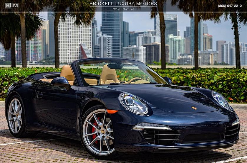 2015 Porsche 911 Carrera S:24 car images available