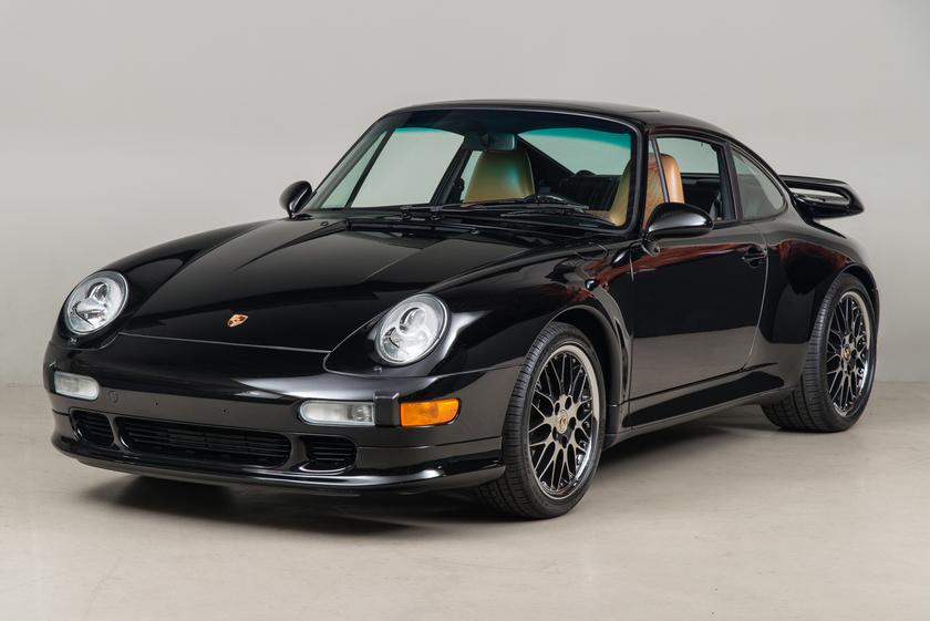 1998 Porsche 911 Carrera S:12 car images available