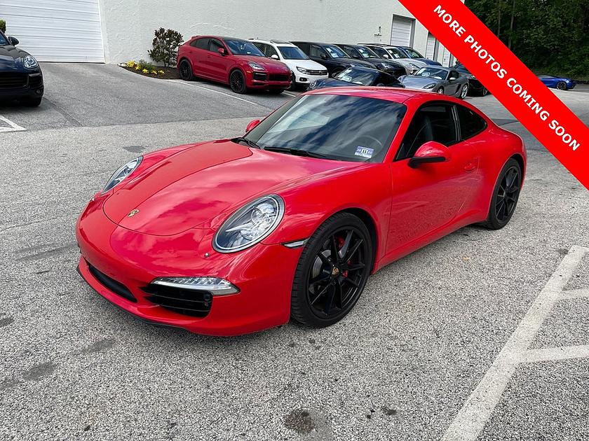 2012 Porsche 911 Carrera S:4 car images available