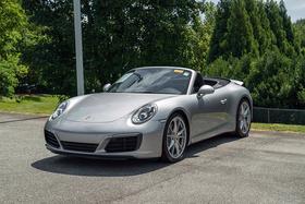 2018 Porsche 911 Carrera S
