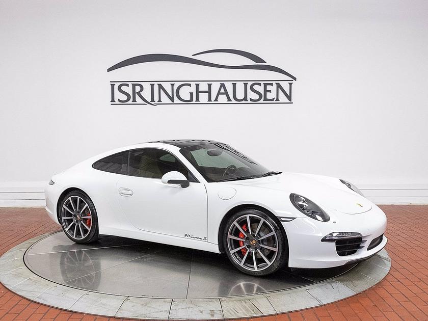 2014 Porsche 911 Carrera S:20 car images available