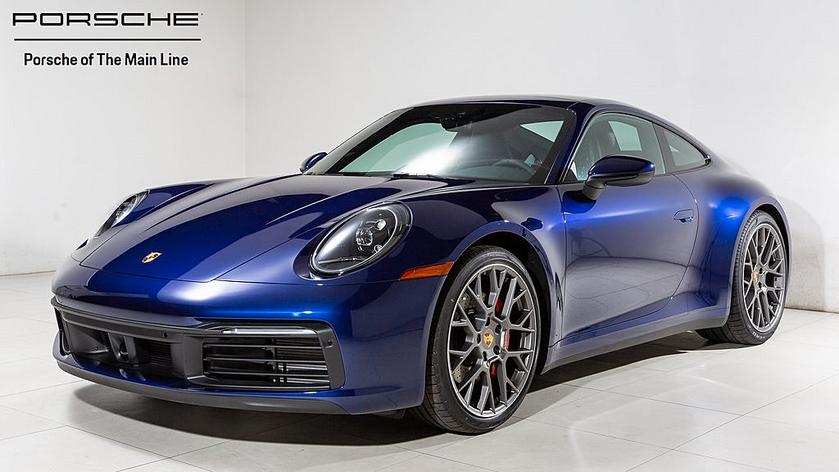 2020 Porsche 911 Carrera S:21 car images available