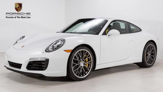 2017 Porsche 911 Carrera:22 car images available