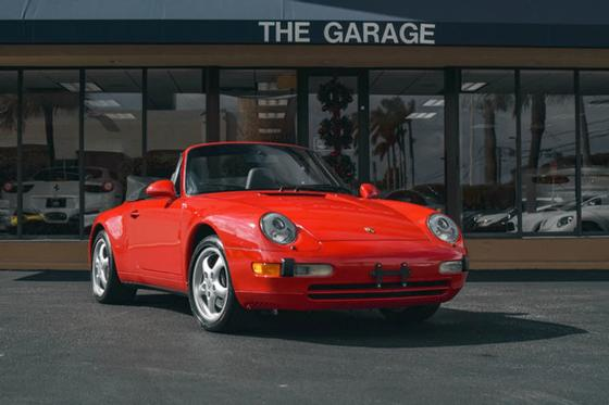 1998 Porsche 911 Carrera:24 car images available