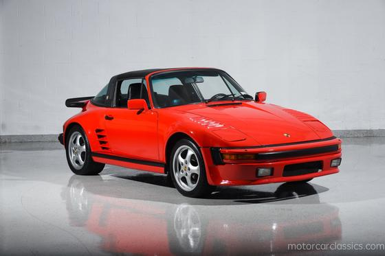 1985 Porsche 911 Carrera:24 car images available