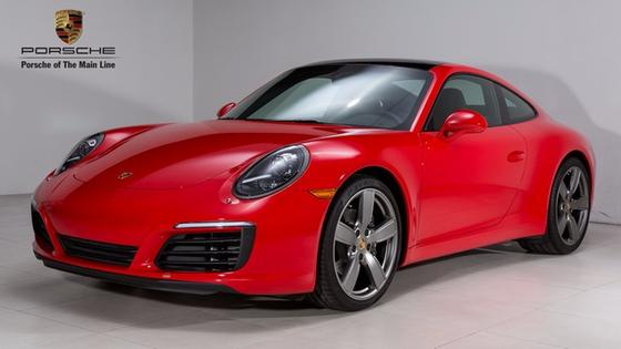2017 Porsche 911 Carrera:21 car images available