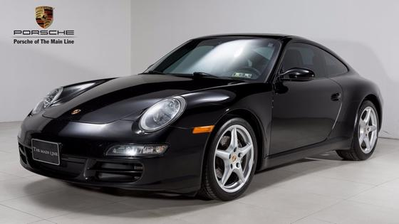 2006 Porsche 911 Carrera:22 car images available
