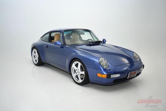 1997 Porsche 911 Carrera:19 car images available