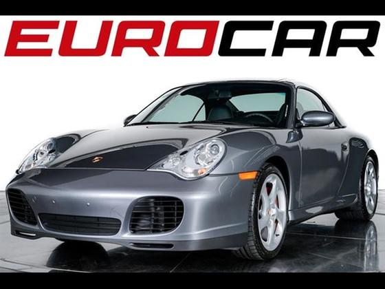 2004 Porsche 911 Carrera:24 car images available