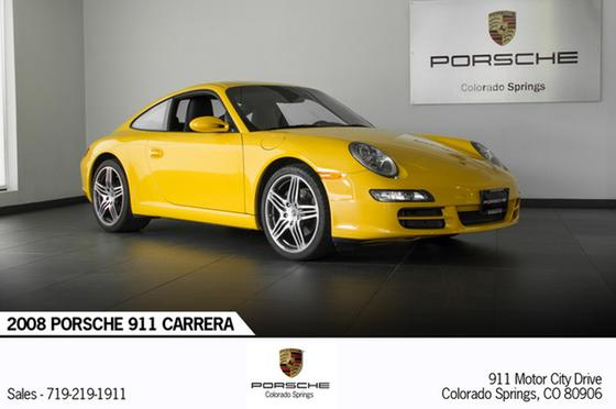 2008 Porsche 911 Carrera:22 car images available