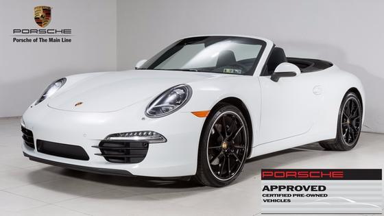 2015 Porsche 911 Carrera:21 car images available