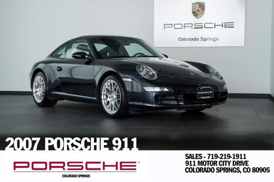 2007 Porsche 911 Carrera:20 car images available