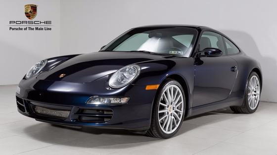 2005 Porsche 911 Carrera:22 car images available