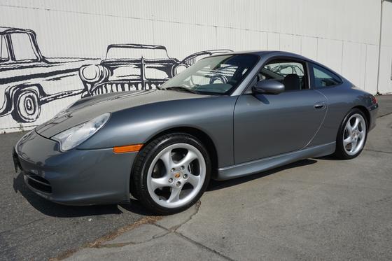 2002 Porsche 911 Carrera:9 car images available