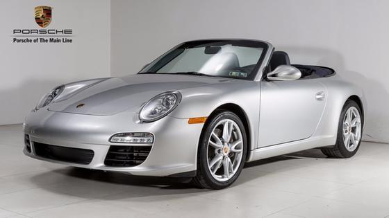 2010 Porsche 911 Carrera:23 car images available