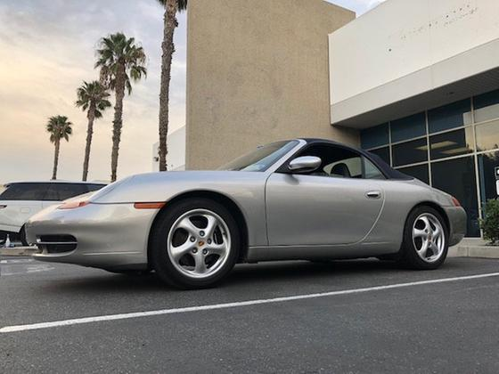 1999 Porsche 911 Carrera:4 car images available
