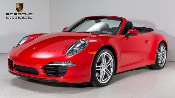 2015 Porsche 911 Carrera:23 car images available
