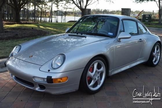 1997 Porsche 911 Carrera:22 car images available