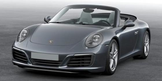 2018 Porsche 911 Carrera : Car has generic photo