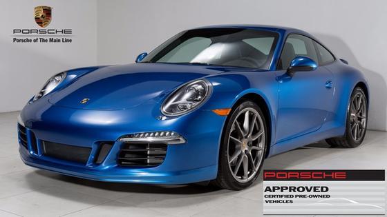 2015 Porsche 911 Carrera:22 car images available