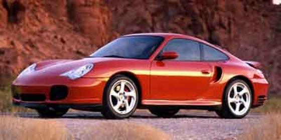2003 Porsche 911 Carrera : Car has generic photo
