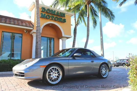 2003 Porsche 911 Carrera:24 car images available