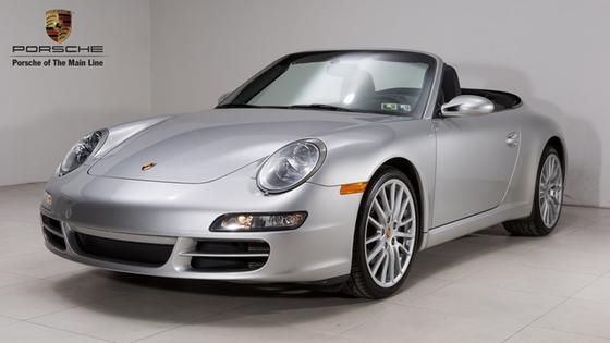 2007 Porsche 911 Carrera:23 car images available