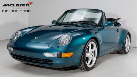 1996 Porsche 911 Carrera:23 car images available
