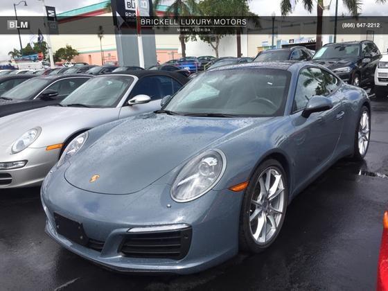 2017 Porsche 911 Carrera:8 car images available