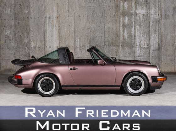 1987 Porsche 911 Carrera:24 car images available