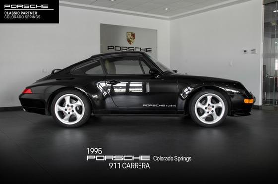 1995 Porsche 911 Carrera:24 car images available