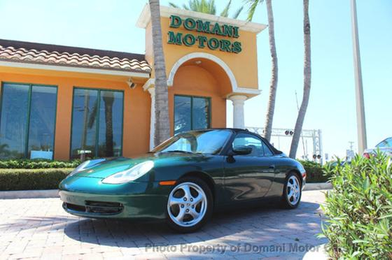 2000 Porsche 911 Carrera:24 car images available