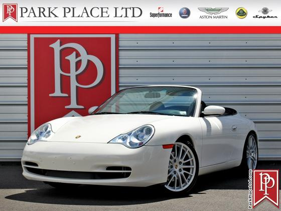 2002 Porsche 911 Carrera:24 car images available