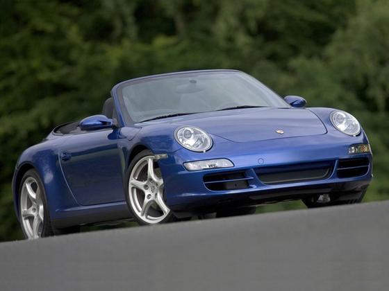2006 Porsche 911 Carrera : Car has generic photo