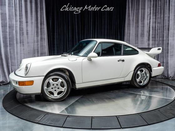 1993 Porsche 911 Carrera:24 car images available