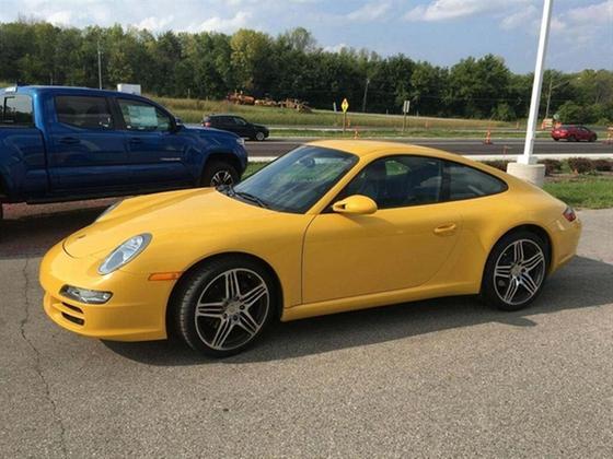 2007 Porsche 911 Carrera:4 car images available