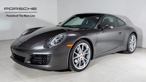 2019 Porsche 911 Carrera:23 car images available