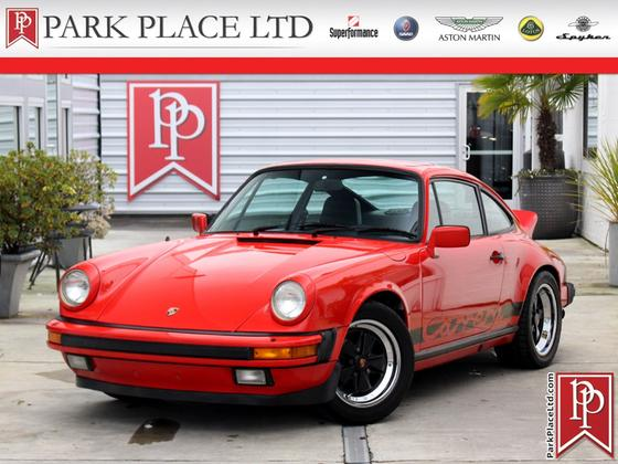 1984 Porsche 911 Carrera:24 car images available