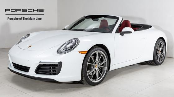 2019 Porsche 911 Carrera:23 car images available
